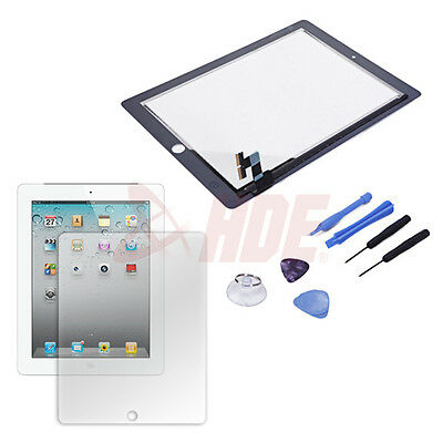 Touch Screen Glass Digitizer Replacement for Apple iPad 2 & 3 Adhesive & Tools on Rummage