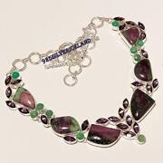 Antique Amethyst Necklace
