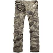 Army Camo Trousers