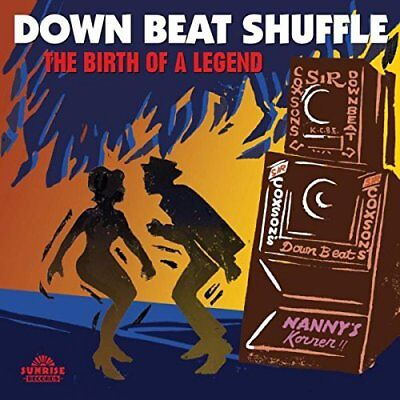 Down Beat Shuffle The Birth Of A Legend [CD]