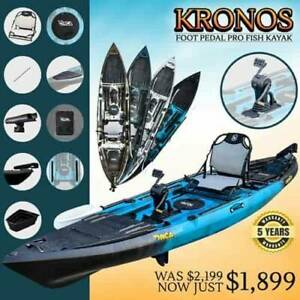 Wide Range of Single and Double Fishing Kayaks on Sale Coffs Harbour