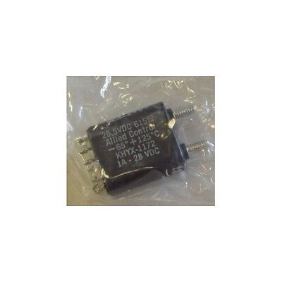 x7 Lot ELECTROMAGNETIC RELAY * KHYX-1172 Mfg. Allied Controls