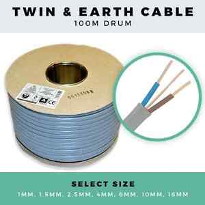 TWIN-AND-EARTH-CABLE-SOLD-PER-100M-DRUM-1MM-1-5MM-2-5MM-4MM-6MM-10MM-OR-16MM
