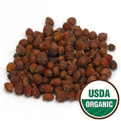 Hawthorn berry whole  organic herb 1 oz  wiccan pagan witch magick herbs ritual