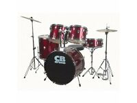 Full 5 Piece CB drum kit for sale