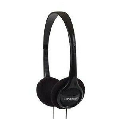 Koss KPH7 On Ear Portable Stereo Headphones for iPOD, MP3 and all players - Koss Portable Mp3
