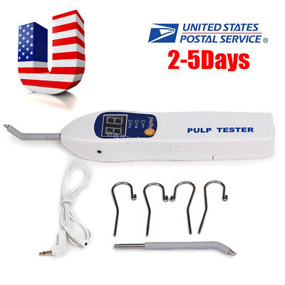Usa Dental Pulp Tester Testing Oral Teeth Nerve Vitality For Clinical Endodontic