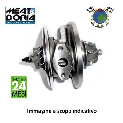 XBPMD COREASSY TURBINA TURBOCOMPRESSORE Meat VW GOLF PLUS Diesel 2005>2013