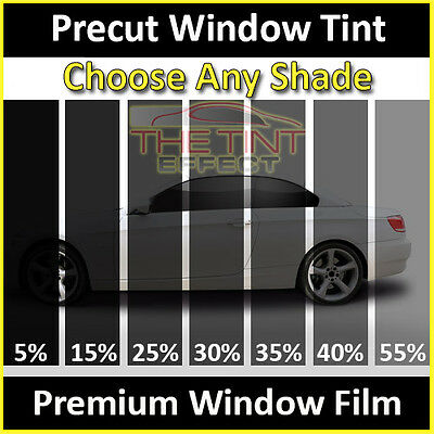 Fits 2009-2014 Acura TL (Front Windows) Precut Window Tint Premium Window Film