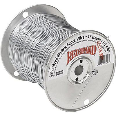 Electric Fence Wire 14 17 Gauge
