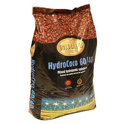 GOLD LABEL HydroCoco 60/40 Clay & Coco Mix Hydroponic AutoPot Growing Medium