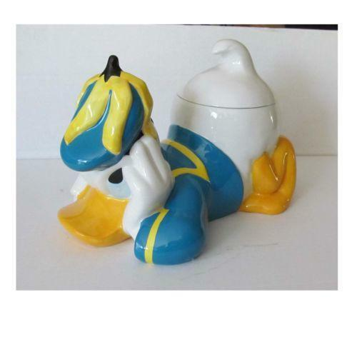 Donald Duck Cookie Jar Ebay
