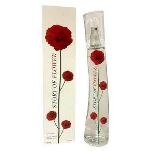 Story+of+Flower%2C+eau+de+parfum%2C+pour+femme%2C+50ml%2C+Natural+Spray