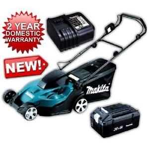 Brand New Makita LM430DWB 36V LXT Li-Ion Cordless Lawn Mower (Com Seven Hills Blacktown Area Preview