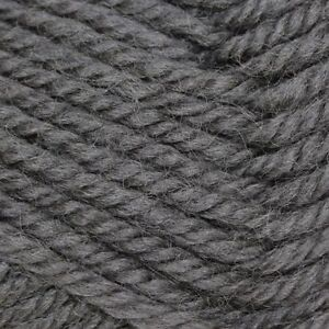 522b82833 Cleckheaton Country Wide  0003 Charcoal Wool 50g 14 Ply for sale ...