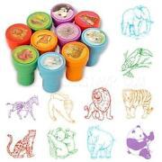 Kids Rubber Stamp Set