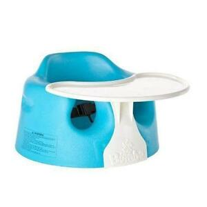 Other Turquoise Bumbo Seat With Removable Tray