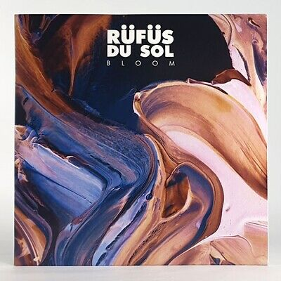 RUFUS DU SOL Bloom 2x LP NEW VINYL Sweat It Out! reissue Booka Shade