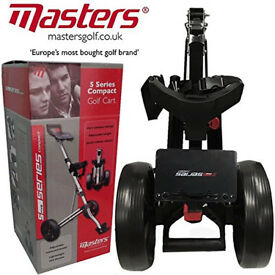 MASTERS Golf Trolley Used for 2 rounds of Golf