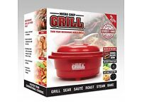New, Boxed Micro Chef Grill Deluxe, 6-in-1