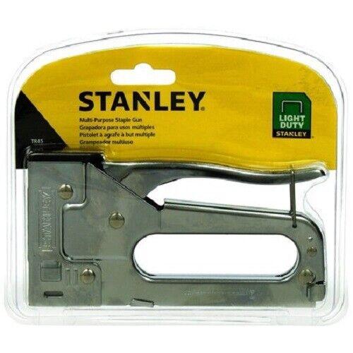 Stanley TR45 Light Duty Staple Gun New