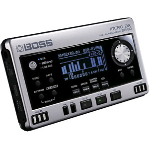 Boss micro BR 80 recorder. Used condition,  priced accordingly