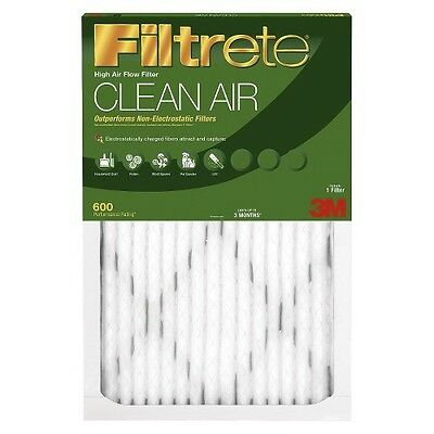 Filtrete™ Dust Reduction 16x20x1, Air Filter