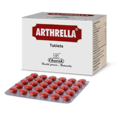BEST + HERBAL TREATMENT FOR ARTHRITIS CHARAK ARTHRELLA 60 TABS REMOVE