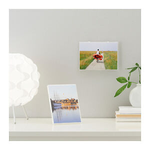 Ikea tarsta plastic bezelless picture photo frame hang for Ikea frame sizes australia