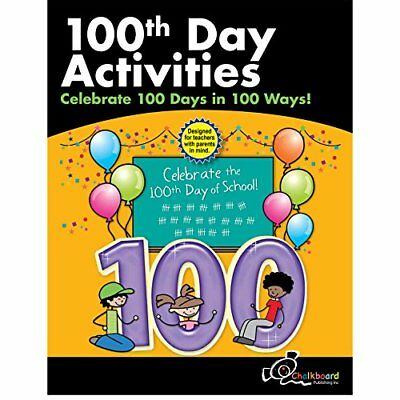 100 Day Activities (100th Day Activities (Grades 1-2) (Chalkboard Publishing)