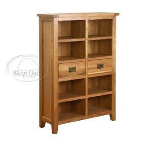 Vancouver Oak Bookcase
