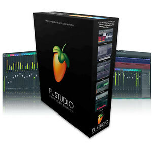 FL STUDIO 12 (PRODUCER EDITION)