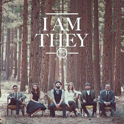 I Am They - I Am They [New Cd]