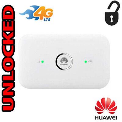 Hotspot 4G LTE At&T Claro Tmobile Metro Modem Liberado Huawei E5573s-508 10 wifi
