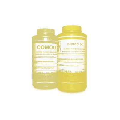 Smooth-On Silicone Mold Making, Liquid Rubber OOMOO 30, Easy to Use - Trial Size Liquid Mold Rubber