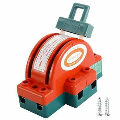 Disconnect Knife Switch Double Throw 2-pole Circuit Breaker Backup Generator 2