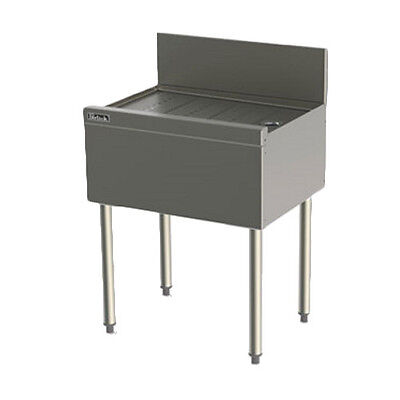 Perlick Ts12 12 Underbar Drainboard With Embossed Top