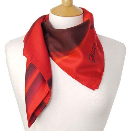 gucci silk scarf scarves shawls ebay