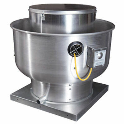 Commercial Kitchen Restaurant Exhaust Blower For 12 13 Foot Hood
