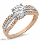 Gold Craft 1.25 - 1.49 Total Carat Weight Fine Diamond Rings