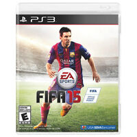 Looking for FIFA 15 for the Playstation 3