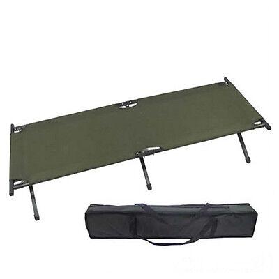 Extra langes großes Alu Feldbett XXL US Camping Bett P… |