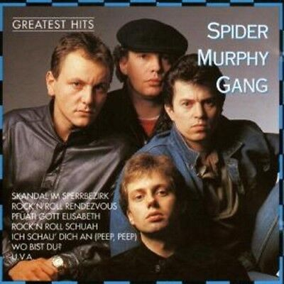 Spider Murphy Gang - Greatest Hits CD NEU & OVP (Best Of Schickeria Rosi)