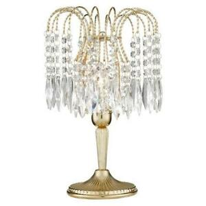 Crystal table lamp ebay chandelier crystal table lamps aloadofball Image collections