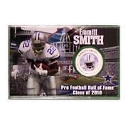 Emmitt Smith Coin