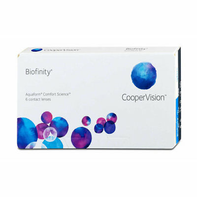 Cooper Vision - Biofinity Kontaktlinsen (1x6