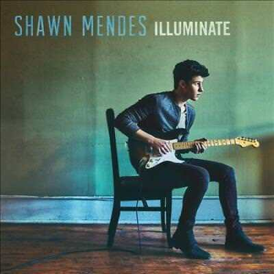 Shawn Mendes   Illuminate  Deluxe Edition  New Cd