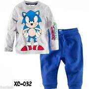 Sonic The Hedgehog Pyjamas