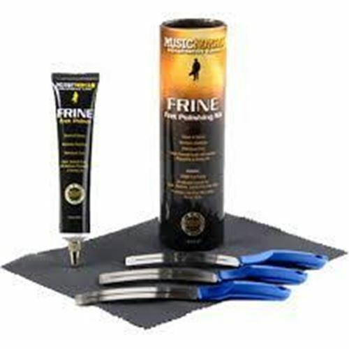 FRINE Fret MN124 Polishing Kit - 5 pc.