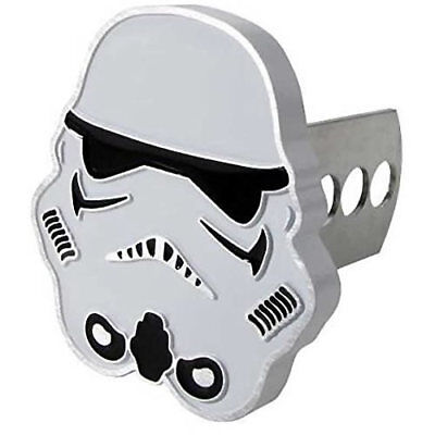 Star Wars Stormtrooper Die Cast Metal Tow Hitch Plug Cover for Truck SUV NEW ()